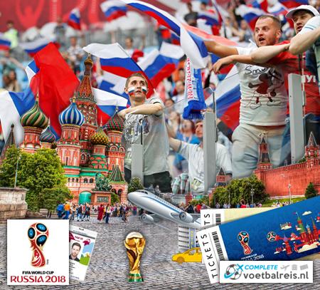 wk rusland 2018 voetbalreis